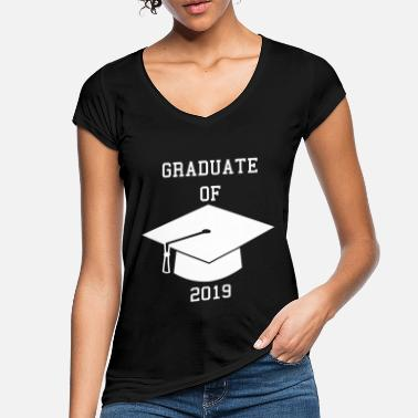 High School Graduate High School graduation 2019 shirt gift graduation high school graduation - Women's Vintage T-Shirt