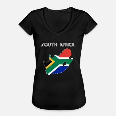 South Coast South Africa - Women's Vintage T-Shirt