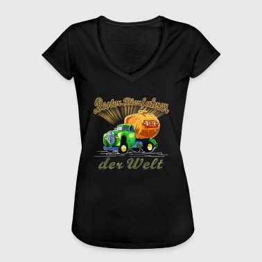 Best Driver In The World Best beer driver in the world - Women's Vintage T-Shirt