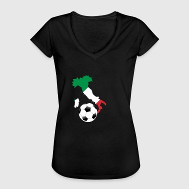 European Pride Italy Football Italy Gift Fan Home Pride - Women's Vintage T-Shirt