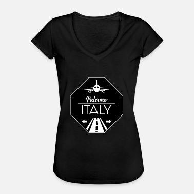 Palermo Palermo Italy - Women's Vintage T-Shirt