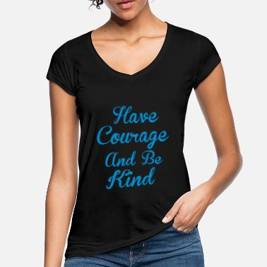 Courage Courage - Vintage T-shirt dam
