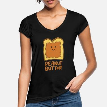 Butter peanut butter - Women's Vintage T-Shirt