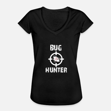 Bug Bug Hunter - Vrouwen Vintage T-shirt