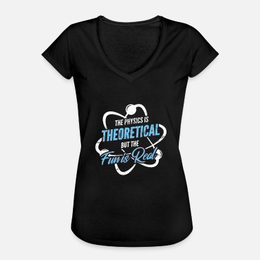 Theoretical Physics Theoretical physics - Women's Vintage T-Shirt