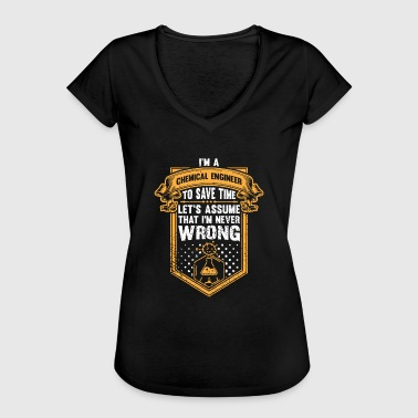 Chemical Engineer - Frauen Vintage T-Shirt