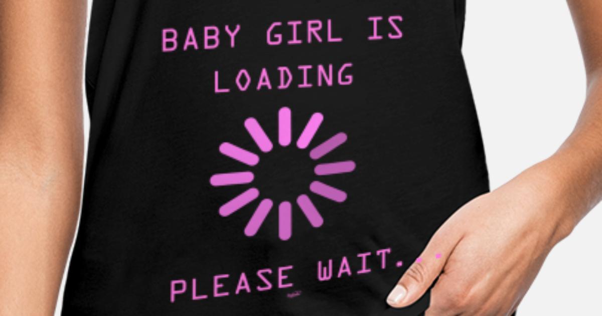 7c0e86d0fc26 Baby Girl Loading Frauen Vintage T Shirt Spreadshirt
