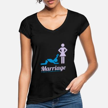 Marriage Marriage - Women's Vintage T-Shirt