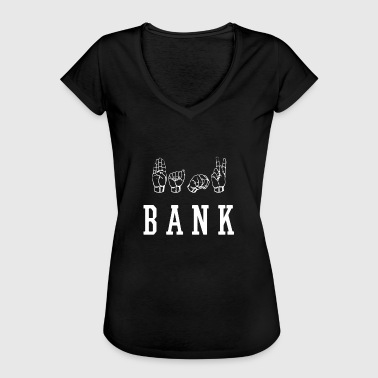Bank - Women's Vintage T-Shirt