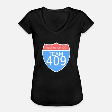 Washington Dc Washington DC - Camiseta vintage mujer