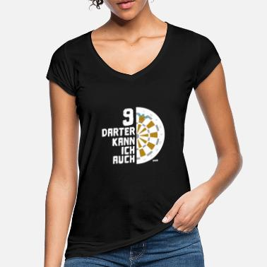 9 Darts 9 darts - Women's Vintage T-Shirt
