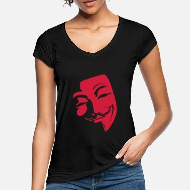 Anonymous Anonymous - Women's Vintage T-Shirt