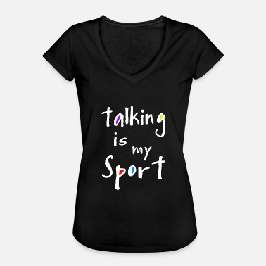 Modern Talking talking - Women's Vintage T-Shirt