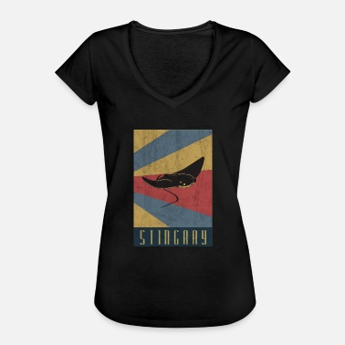 Stingray stingray - Women's Vintage T-Shirt