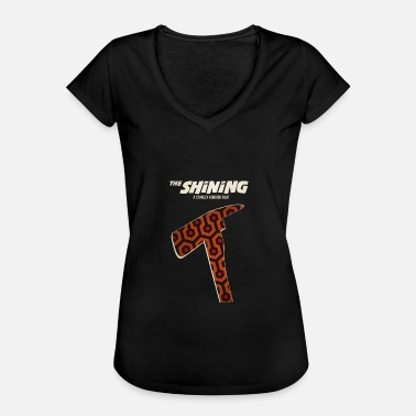 Stephen King The Shining - Stephen King - Stanley Kubrick - Women's Vintage T-Shirt