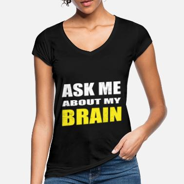 Injury brain injury - Women's Vintage T-Shirt