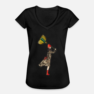 Mary Poppins Mary Poppins - Frauen Vintage T-Shirt