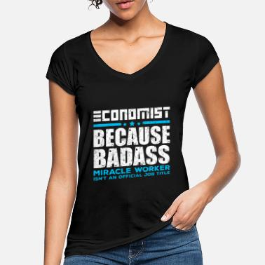 Economist job work job - Women's Vintage T-Shirt