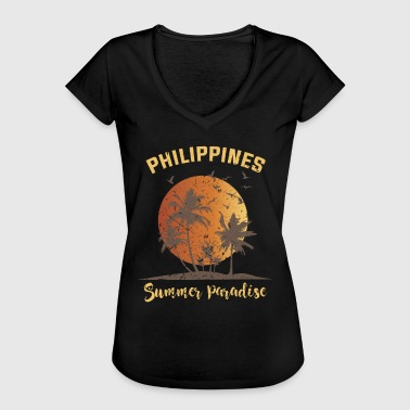 Southeast Asia Philippines summer Southeast Asia - Women's Vintage T-Shirt