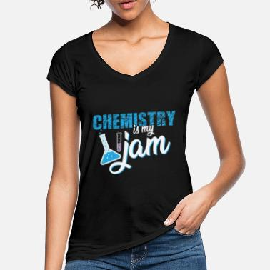 Explosion Chemistry is my jam science - Women's Vintage T-Shirt