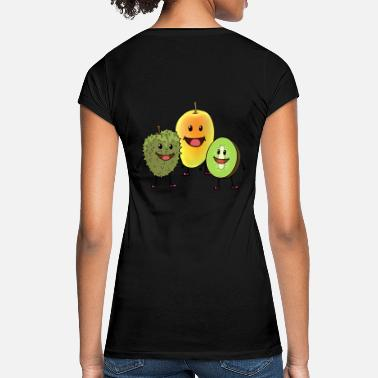 Fruit Fruit fruit fruits - Women's Vintage T-Shirt