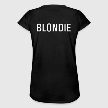 Blondie - Frauen Vintage T-Shirt