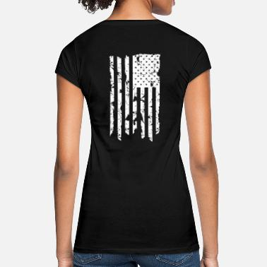 Stars And Stripes Stars and Stripes - Vrouwen vintage T-Shirt
