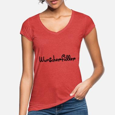 Fulfil wish fulfillers - Women's Vintage T-Shirt