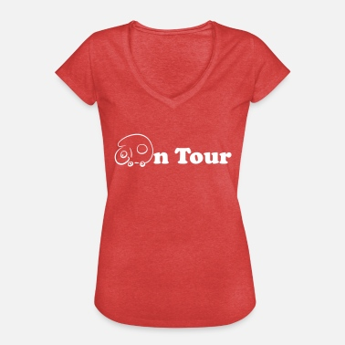 Tours On tour - Women's Vintage T-Shirt