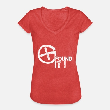 Not Found Found It! - Women's Vintage T-Shirt