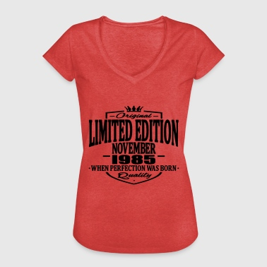 Limited edition novembre 1985 - Women's Vintage T-Shirt