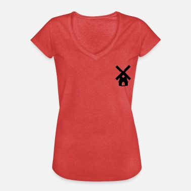 Mill Mill - Women's Vintage T-Shirt