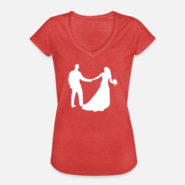 Newlyweds newlyweds - Women's Vintage T-Shirt