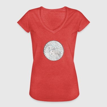 tunnel - Women's Vintage T-Shirt