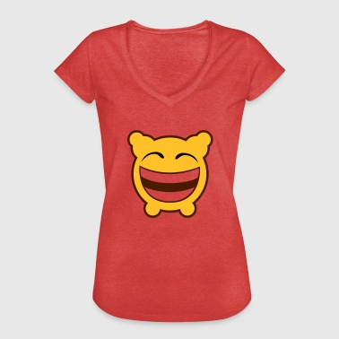 Gloomy Laughs! - Women's Vintage T-Shirt