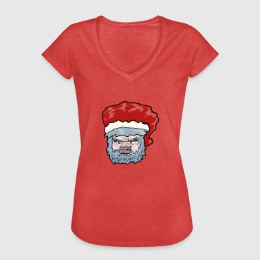 Clause santa clause - Women's Vintage T-Shirt