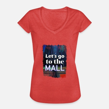 Mall Mall - Women's Vintage T-Shirt