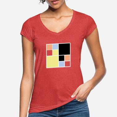 Composition composition - Women's Vintage T-Shirt