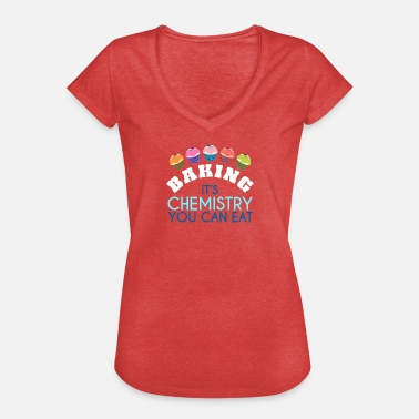 Cuisson Cuisson chimie cuisson - T-shirt vintage Femme
