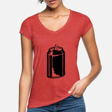 Can Opener An open soda can - Women's Vintage T-Shirt