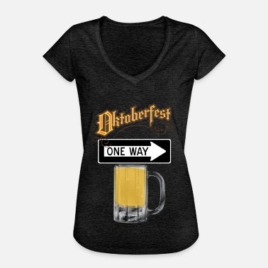 One Way One Way Oktoberfest - Women's Vintage T-Shirt