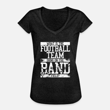 Halftime Marching Band - Football Halftime Music - Women's Vintage T-Shirt
