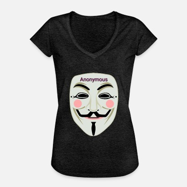 Anonym Anonymous - Women's Vintage T-Shirt