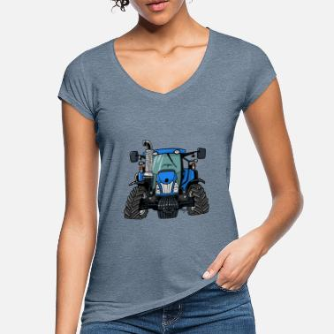 Holland 0646 NewHolland - Women's Vintage T-Shirt