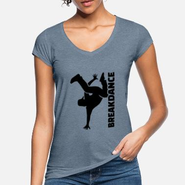 Breakdance Breakdance - Vrouwen vintage T-Shirt
