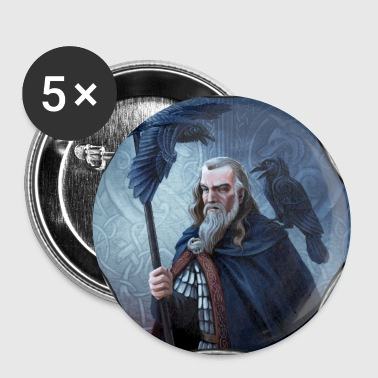 Odin - Buttons groot 56 mm