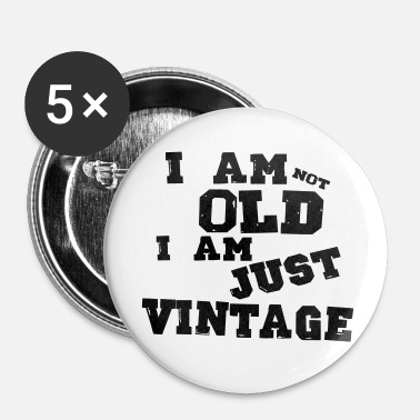 Established i am just vintage - Badge grand 56 mm