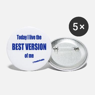 Version Today best version Best Version PoodlePuddle - Large Buttons