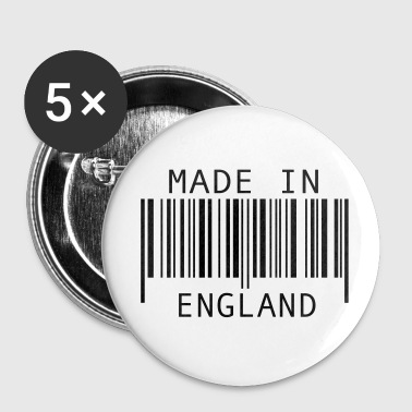 Made in England - Buttons large 56 mm