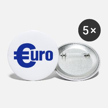 Euro euro - Buttons groot